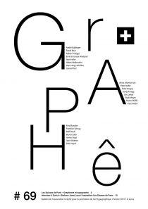 Graphê n69 - Typo suisse